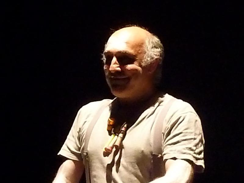 El Teatro Popular de los Títeres. Entrevista a Paco Paricio, de Los Titiriteros de Binéfar, en Titeresante